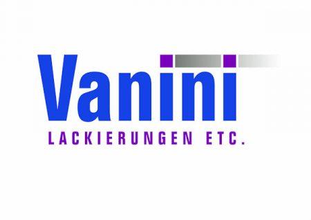 Sponsoren-Logo VANINI Lackierungen etc.