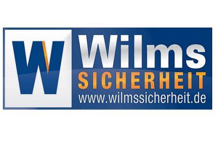 Sponsoren-Logo Wilms Sicherheit GmbH