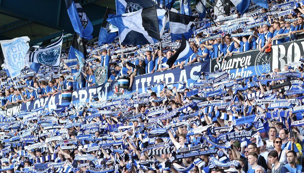 Zum Heimspiel gegen die KSV Holstein erwartet Arminia Bielefeld mehr als 17.000 Zuschauer.
