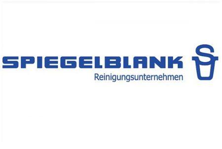Sponsoren-Logo SPIEGELBLANK Reinigungsunternehmen