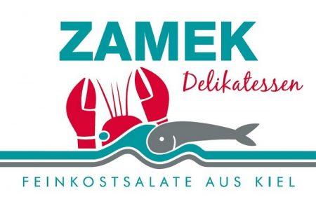 Sponsoren-Logo Zamek Frischdienst GmbH